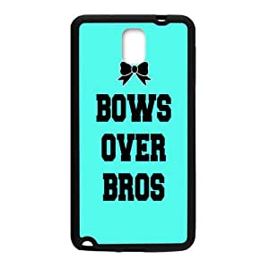 Warm-Dog Bows oyer bros Cell Phone Case for Samsung Galaxy Note3