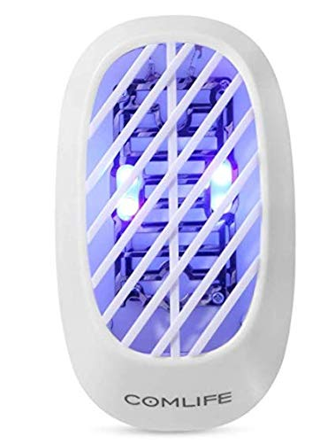 Killer Lamp (COMLIFE Indoor Electric Mosquito Killer Lamp - 360°UV Light, Fly Insects Zapper Catcher, Non-Toxic, for Home, Office, Patio, Kitchen (313))
