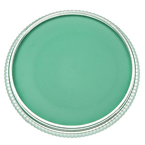 Blue Squid Classic Face Paint, Single 20ml (Green) (Zebra Face Paint Ideas For Halloween)