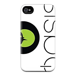 JasonPelletier Iphone 4/4s Protector Hard Cell-phone Case Customized Attractive Oasis Band Image [QcM7841loTq]