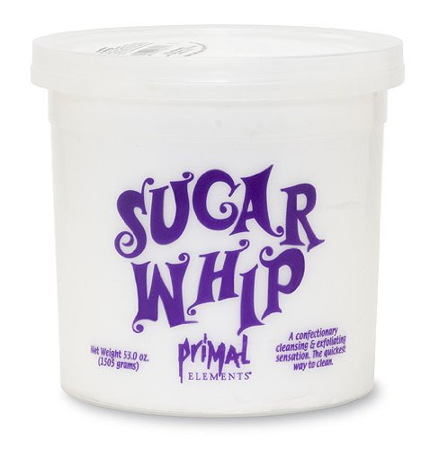 Primal Elements Sparkling Sugar Sugar Whip Moisturizing Body Scrub, 53-Ounce Package