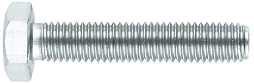 Index Fixing Systems DIN 933  hex Screws with Metric Thread, M6  x 25  –   Pack of 360 M6 x 25 - Pack of 360 VD93306025