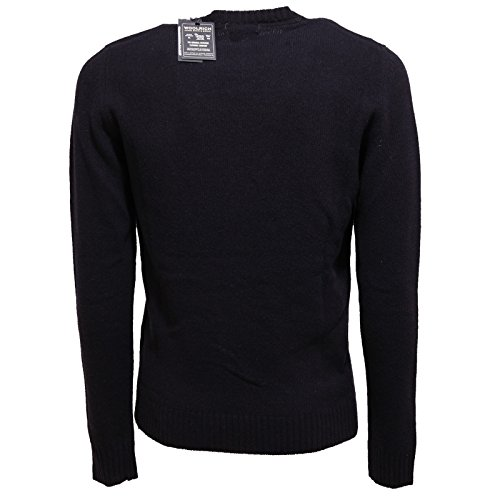 Blu Men Wool Blue Woolrich Maglione 6030w Sweater Uomo THU8FqR