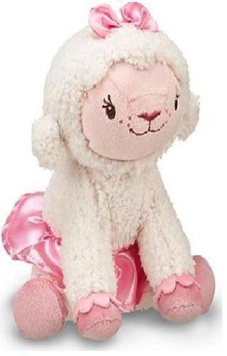 Doll Disney jr DOC MCSTUFFINS mini plush beam lamb LAMBIE 7