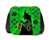Wicked Witch with Red Shoes Quote Design Print Image Nintendo Switch Controller Vinyl Decal Sticker Skin by Trendy Accessories