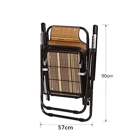 Folding chair Health UK Silla Plegable de Verano Cool Rojo ...
