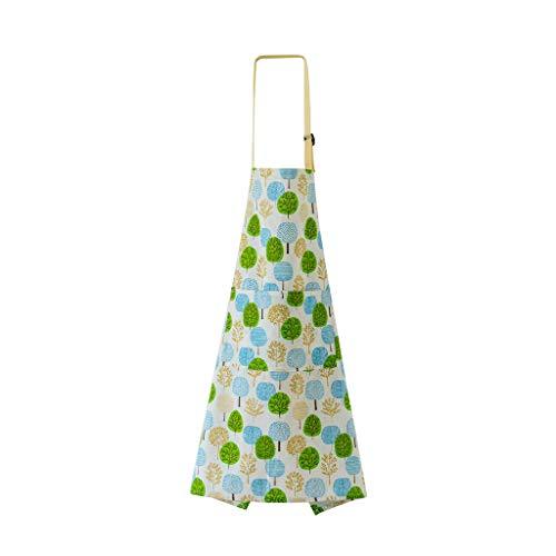 Matt Adjustable Nickel (Adjustable Kitchen Oilproof Apron Waterproof Cooking Apron With Pocket B)