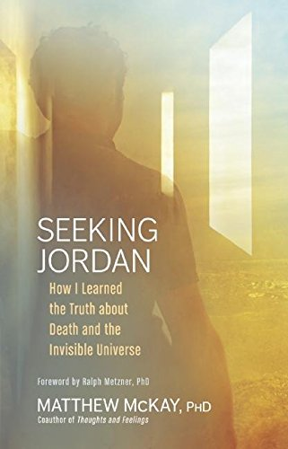 Pdf Spirituality Seeking Jordan: How I Learned the Truth about Death and the Invisible Universe
