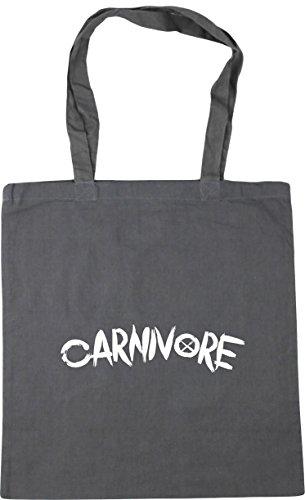 litres Shopping Graphite Beach Grey 42cm Bag HippoWarehouse x38cm Gym Tote 10 Carnivore BqvwET6fWz