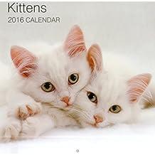 2016 Calendar: Kittens