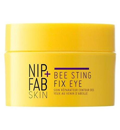 +ファブハチ刺されフィックス目の夜ニップ (Nip & Fab) (x2) - Nip+Fab Bee Sting Fix Eye Night (Pack of 2) [並行輸入品] B01MSIH09Q
