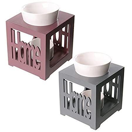 Wood and Ceramic HOME Oil Burner: Amazon.co.uk: Kitchen & Home