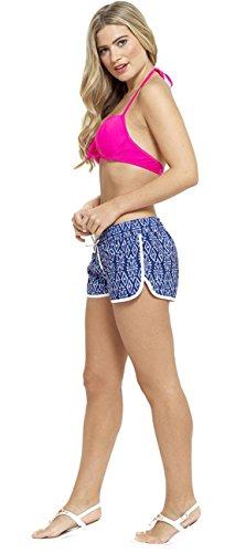 Hari Deals - Shorts - para mujer Azul