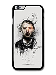 Radiohead Tom Yorke Illustration case for iPhone 6 Plus by ruishername