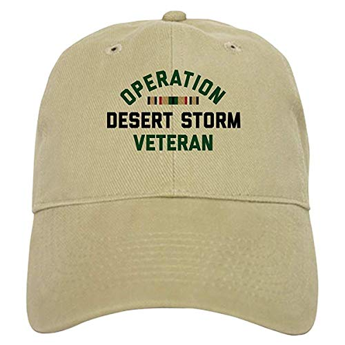 LUDEM Operation Desert Storm Veteran - Baseball Cap