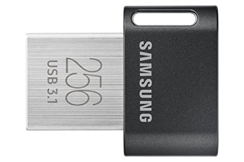 Samsung MUF-256AB/AM FIT Plus 256GB - 300MB/s USB 3.1 Flash Drive (Drive Usb Flash Drive)
