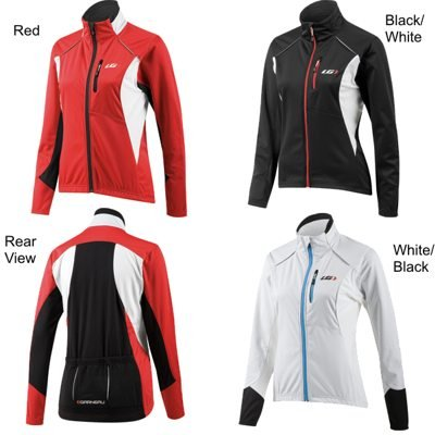 Garneau White Jacket - 6