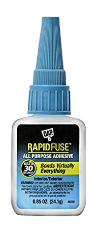 Business & Industrial Dap 00156 0.85 Oz Rapid Fuse Fast Curing Wood Adhesive