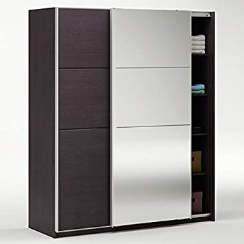 kleiderschrank 170 hoch schn kleiderschrank 170 breit luxuris kleiderschrank 170 breit. Black Bedroom Furniture Sets. Home Design Ideas