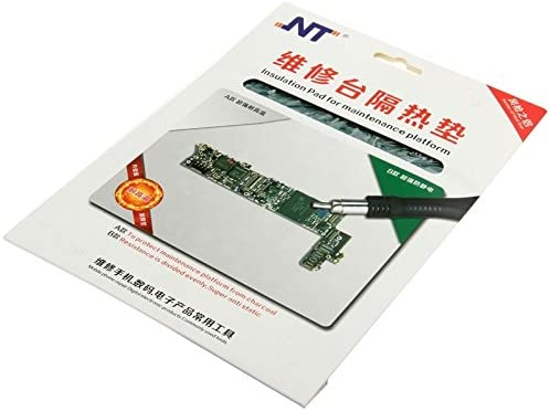Repairs Tools Repairs Kits Resistant Electrostatic Maintenance Insulation Pad Silicone Table Mats B Type