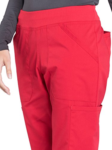 Cherokee Workwear Professionals WW170 Cargo Pant- Red- 2X-Large Tall by Cherokee Workwear Professionals (Image #3)
