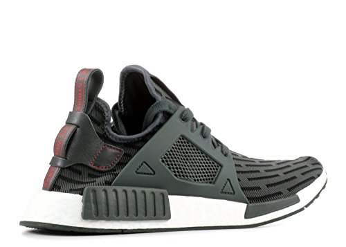 Adidas Womens Nmd Xr1 (donna 9.5, Utility Edera / Utility Ivy / Core Red)