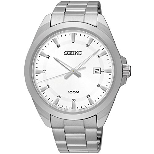 Seiko-Mens-Watch-Casual-Analog-Casual-Quartz-Watch-SUR205P1