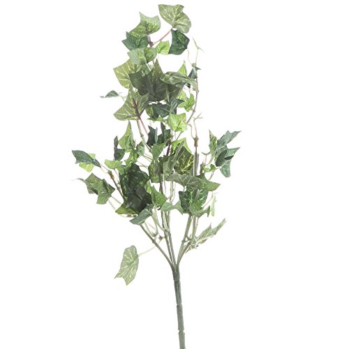 Ivy Leaf Spray - Factory Direct Craft Group of 6 Artificial Ivy Sprays for Decorating, Crafting and Creating