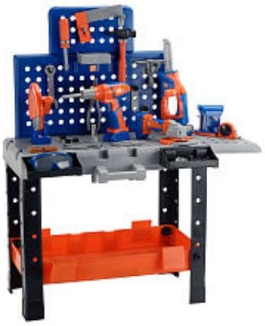 Amazon Com Toys R Us The Home Depot Ultimate Workshop Play