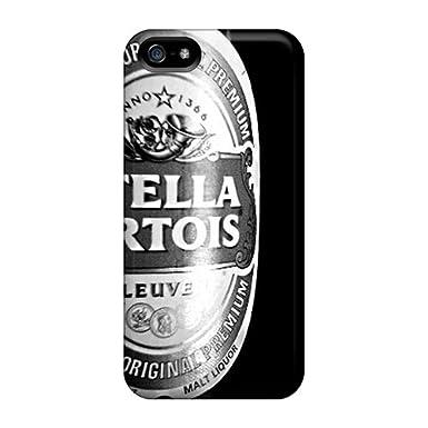 7c82feb75e3156 Awesome Case Cover iphone 5 5s Defender Case Cover(stella Artois)  Amazon.co .uk  Electronics