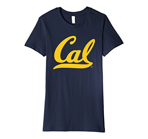 Womens California Berkeley Bears CAL NCAA Women's T-Shirt RYLCAL06 - Cal Womens Shirts