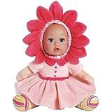 "Adora SnuggleTime 13"" Plush Doll, Pink"