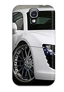 BjphAjN6782MqAxI Case Cover Audi Logo Galaxy S4 Protective Case