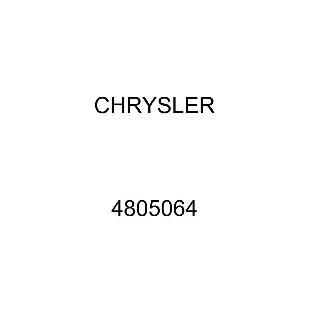 Chrysler Genuine 4805064 Nameplate