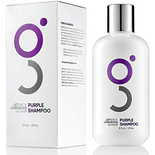 Purple Shampoo Blonde Hair