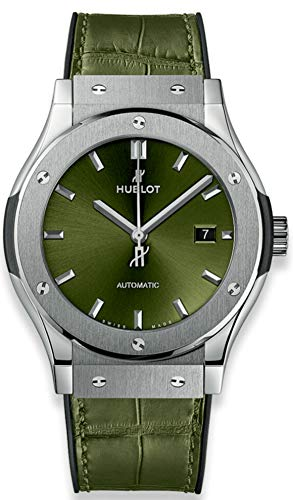 hublot Casual Watch For Men Analog Leather – 542.NX.8970.LR