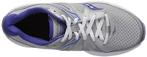Grey Scarpe Cohesion 11 purple Da Fitness Saucony Donna YqBpHUPff