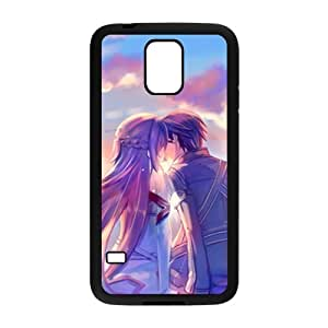 Lovers Kiss New Style High Quality Comstom Protective case cover For Samsung Galaxy S5