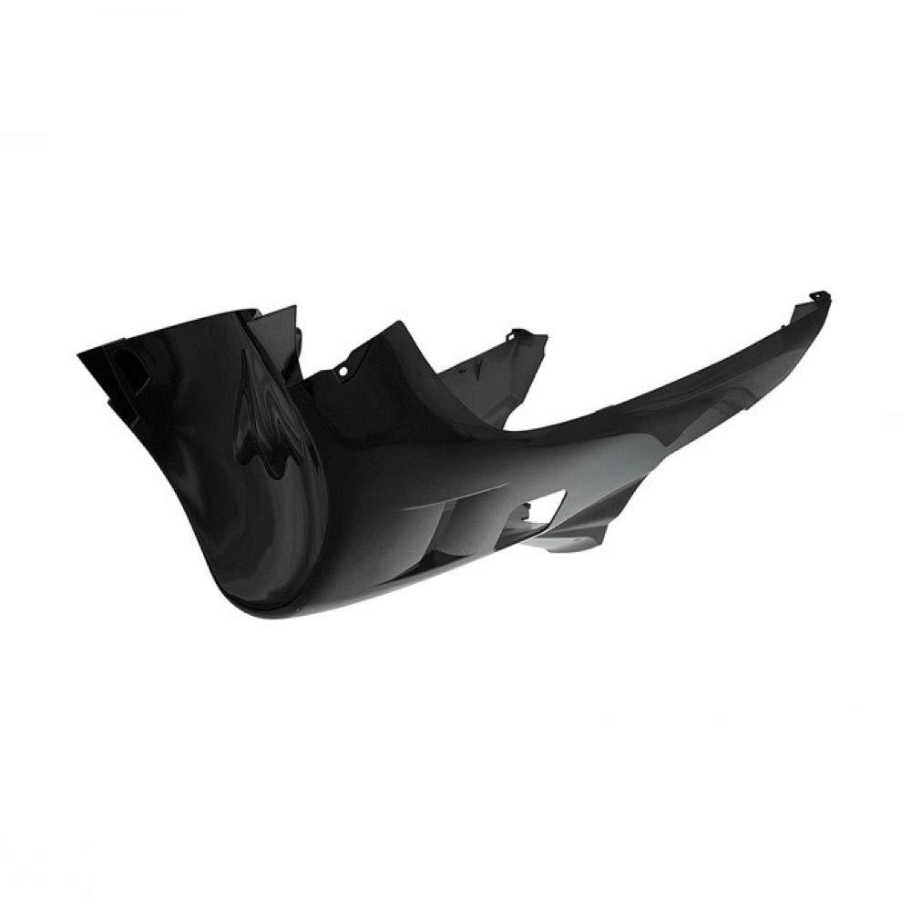 Sottoscocca dietro la ruota anteriore STR8 Aerox//Nitro nero metallizzato