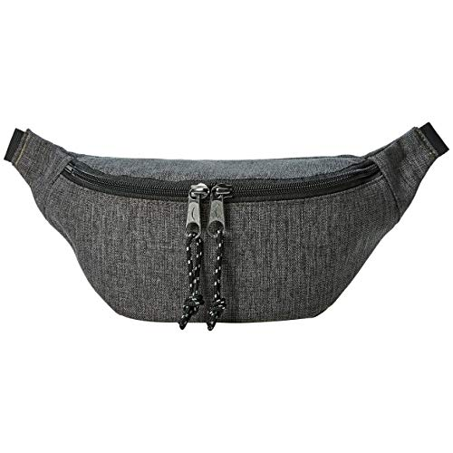 AmazonBasics Bum Bag with Double Pocket, 3L, Grey Price & Reviews