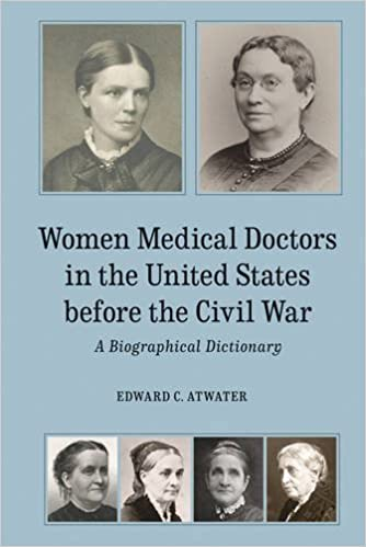 Women Medical Doctors in the United States Before the Civil War: A Biographical Dictionary