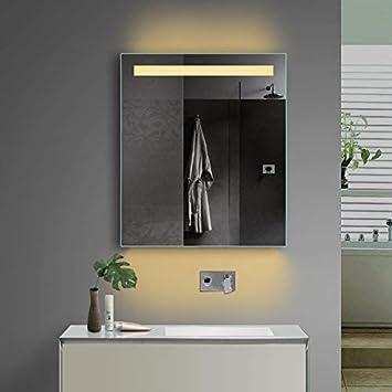 Lux-aqua LED Beleuchtung Badezimmerspiegel Bad Spiegel Kaltweiß ...