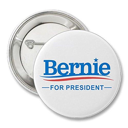 - Bernie Sanders Presidential Logo Button - 3