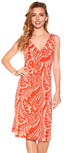 Buy belted paisley dress - 1