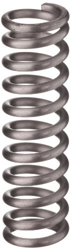 - Compression Spring, 302 Stainless Steel, Inch, 0.36