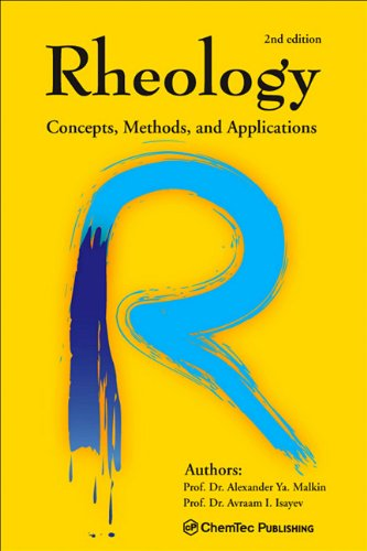 Rheology. Concepts, Methods, and Applications, Second Edition