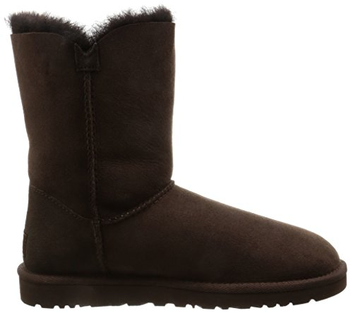 Botas Mujer 5803 Marrón Choco UGG Planas Bailey Button qtXgwv