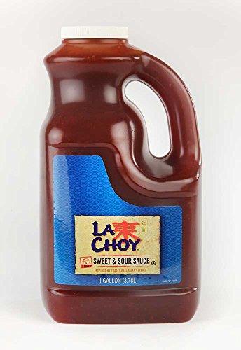 La Choy Sweet & Sour Sauce, 1 Gallon Jug