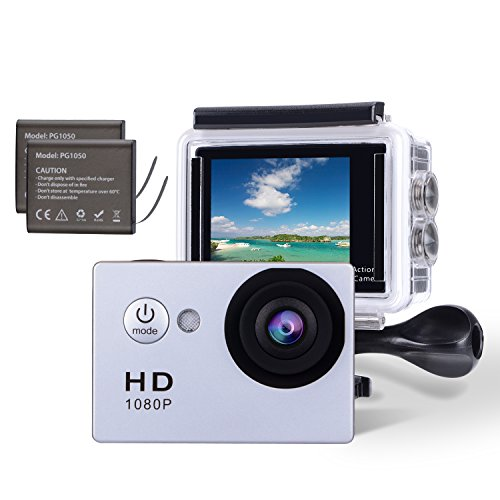 Digital Action Camera - 1