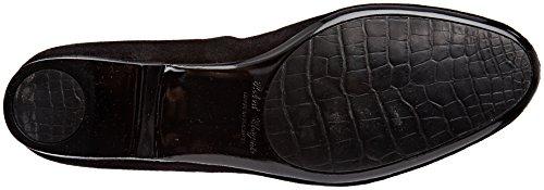 Feten Black 11 Robert Slouch Noir Stretch Women's Velours Boots Clergerie fngw6Xxga